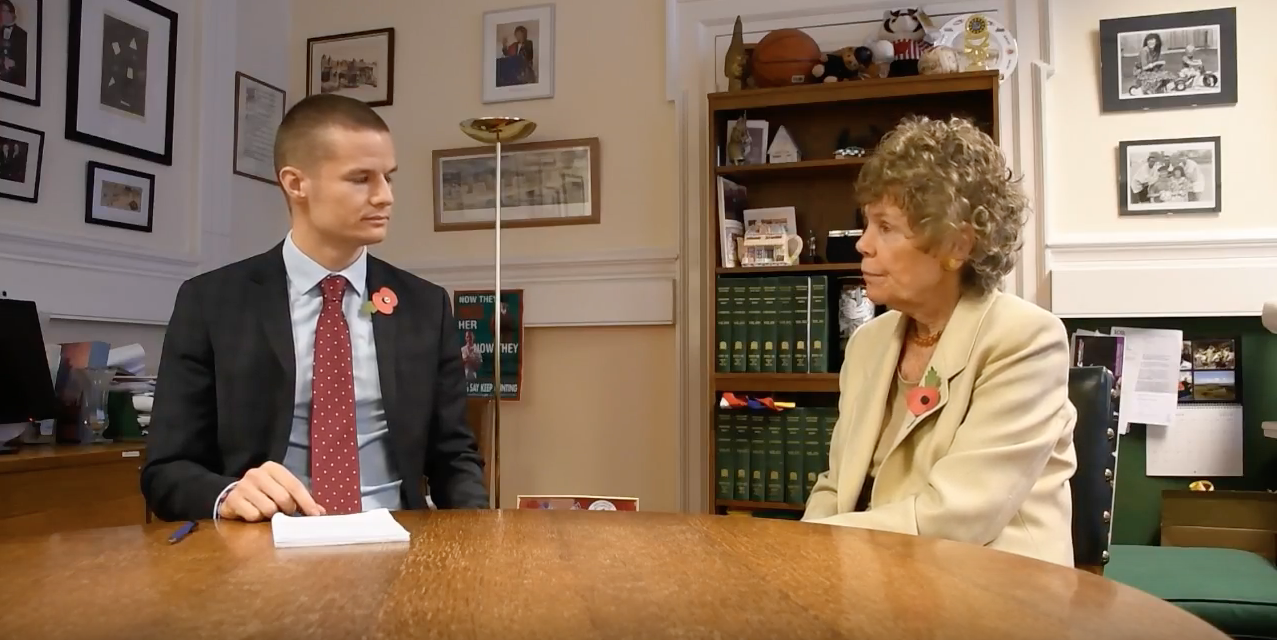 International Brexit: In Conversation with Kate Hoey MP
