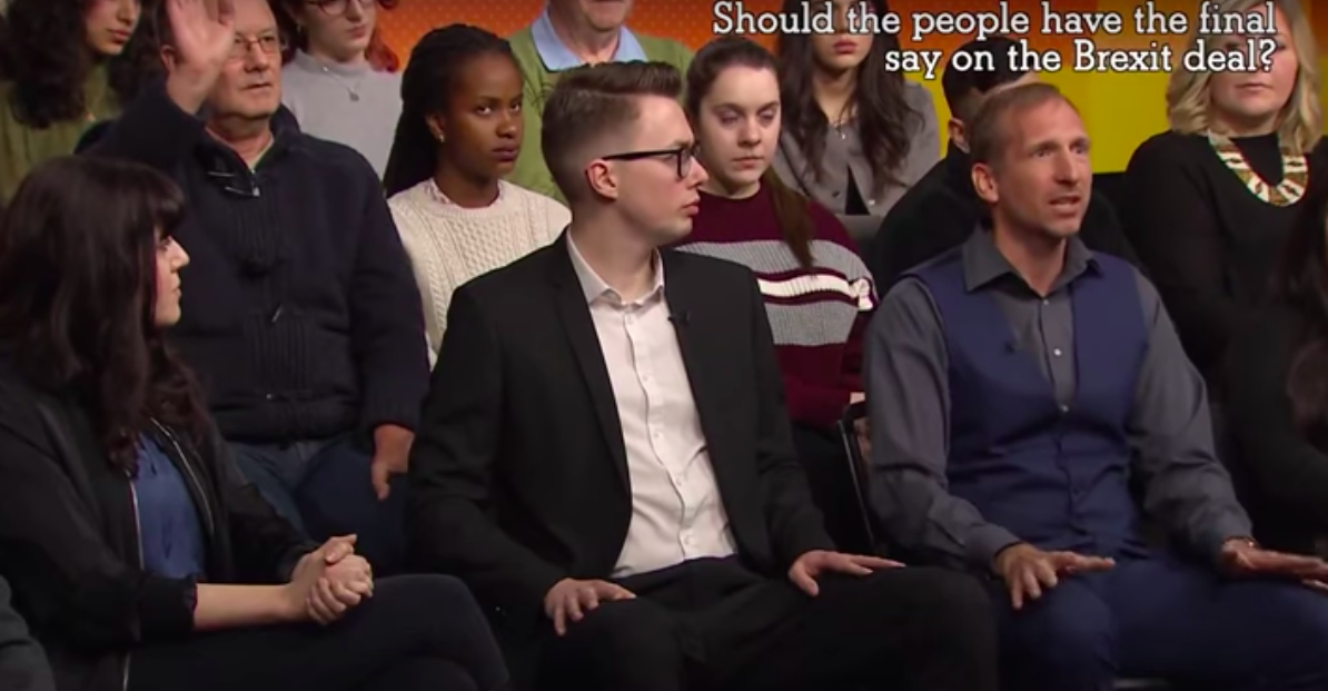 BBC: The Big Questions Debate