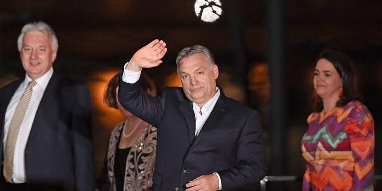 Viktor Orbán, Fidesz, and the EU