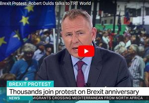 Robert Oulds discusses Airbus and BMW's Brexit warnings, the economy and whether or not there should be another EU referendum