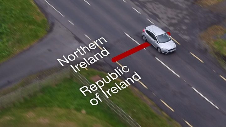 Solving the Irish border question