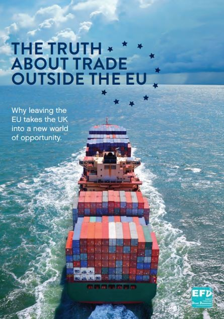 The truth about trade outside the EU