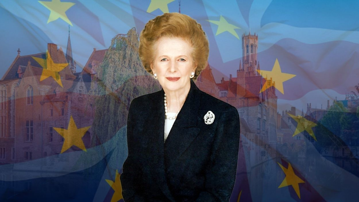 How Maggie Was Right About The EU Decades Ago