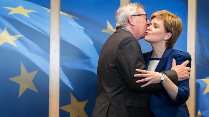 Scottish Independence: SNP Are Just 'Yes Men' For the EU