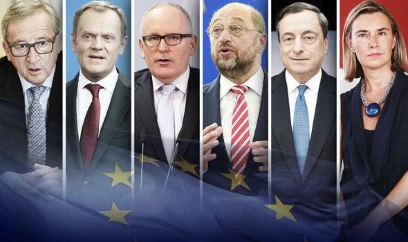EU-bureuacrats