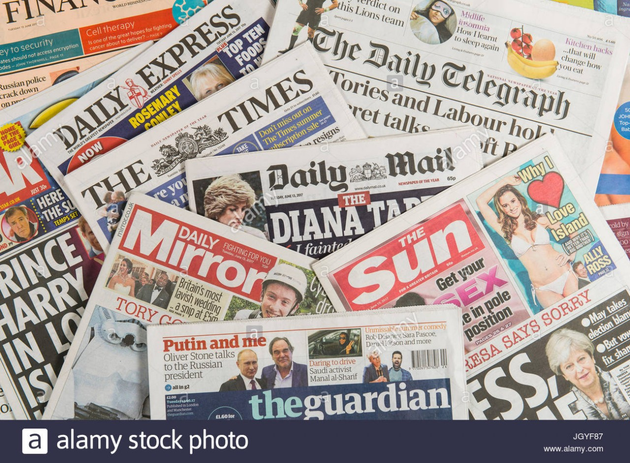 British-papers