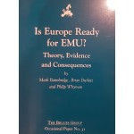 Is Europe Ready for EMU?