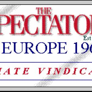 Ultimate Vindication: The Spectator and Europe 1966-79