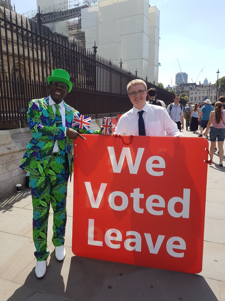 Interview with Joseph Afrane: 'Why I Support Brexit Series'