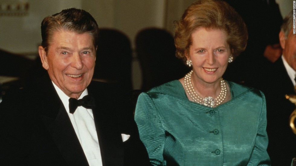 Reagan-and-Thatcher
