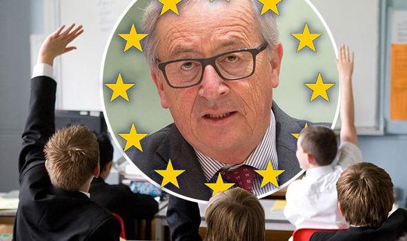 EU-in-schools