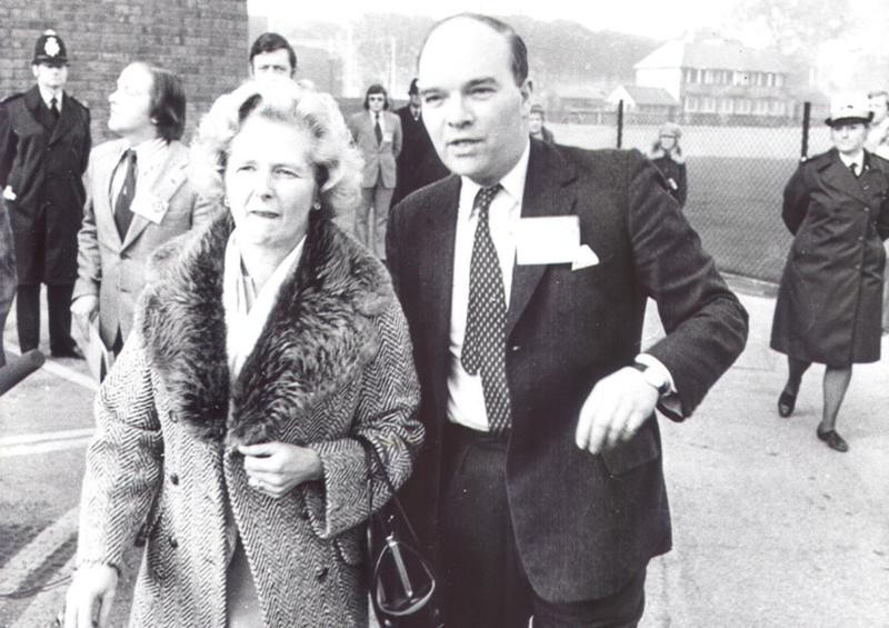 Ian-Gow-and-Thatcher