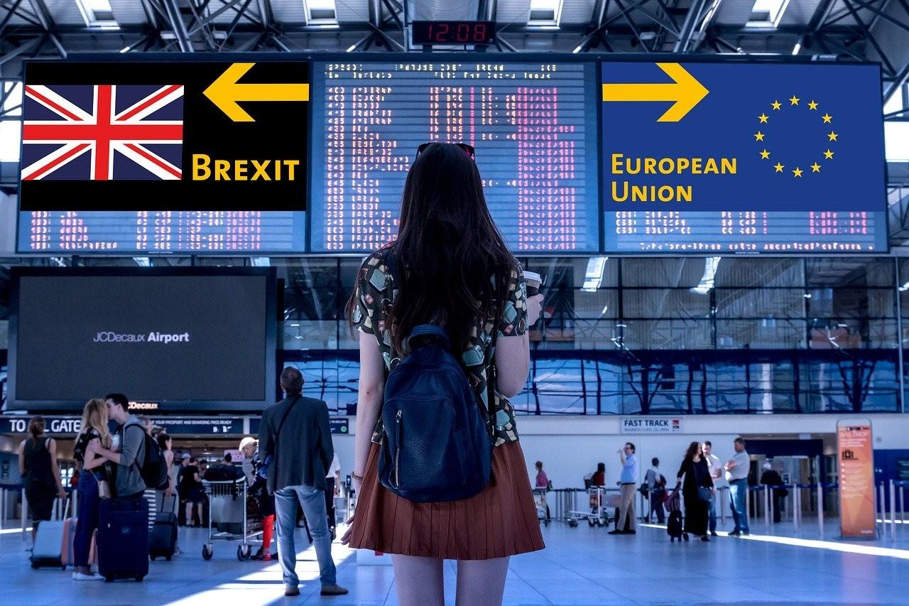 Brexit-station