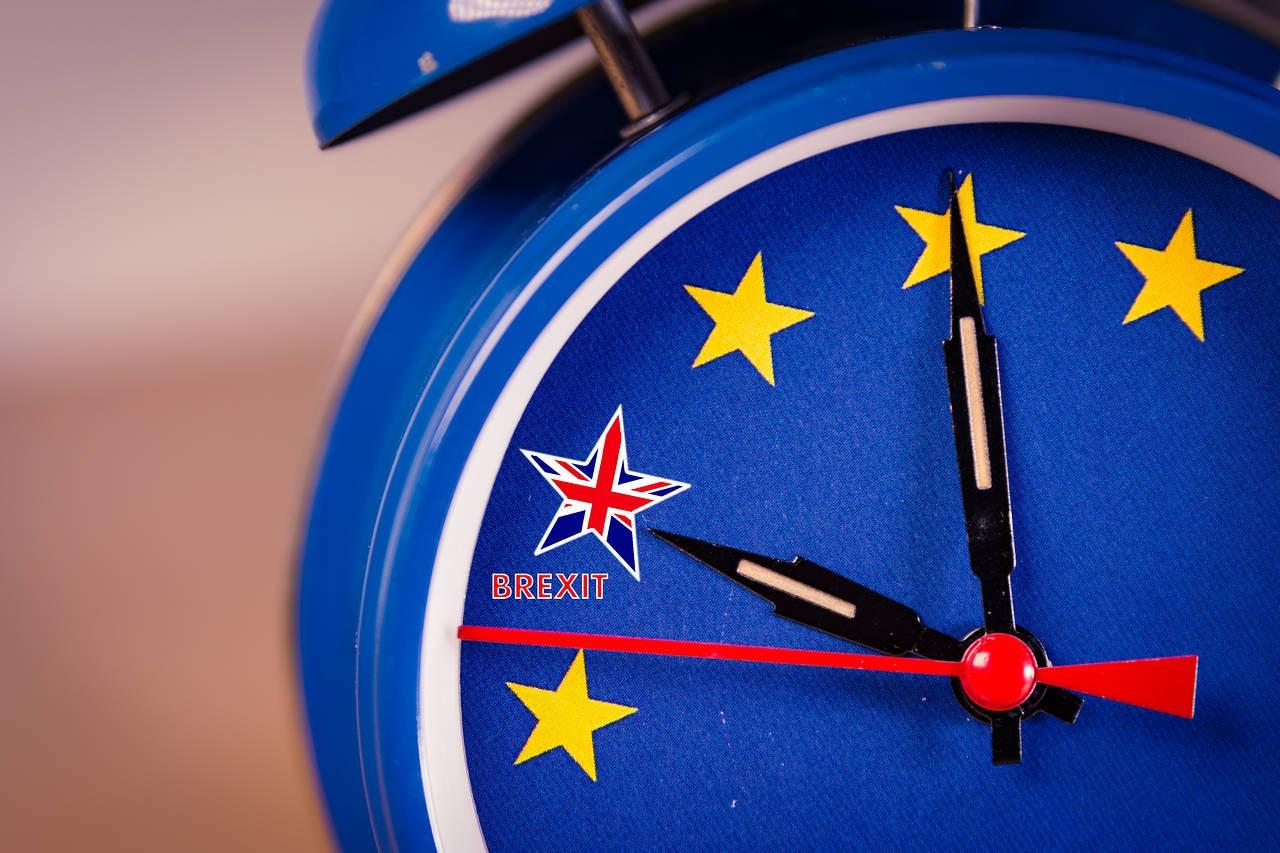 Brexit-clock