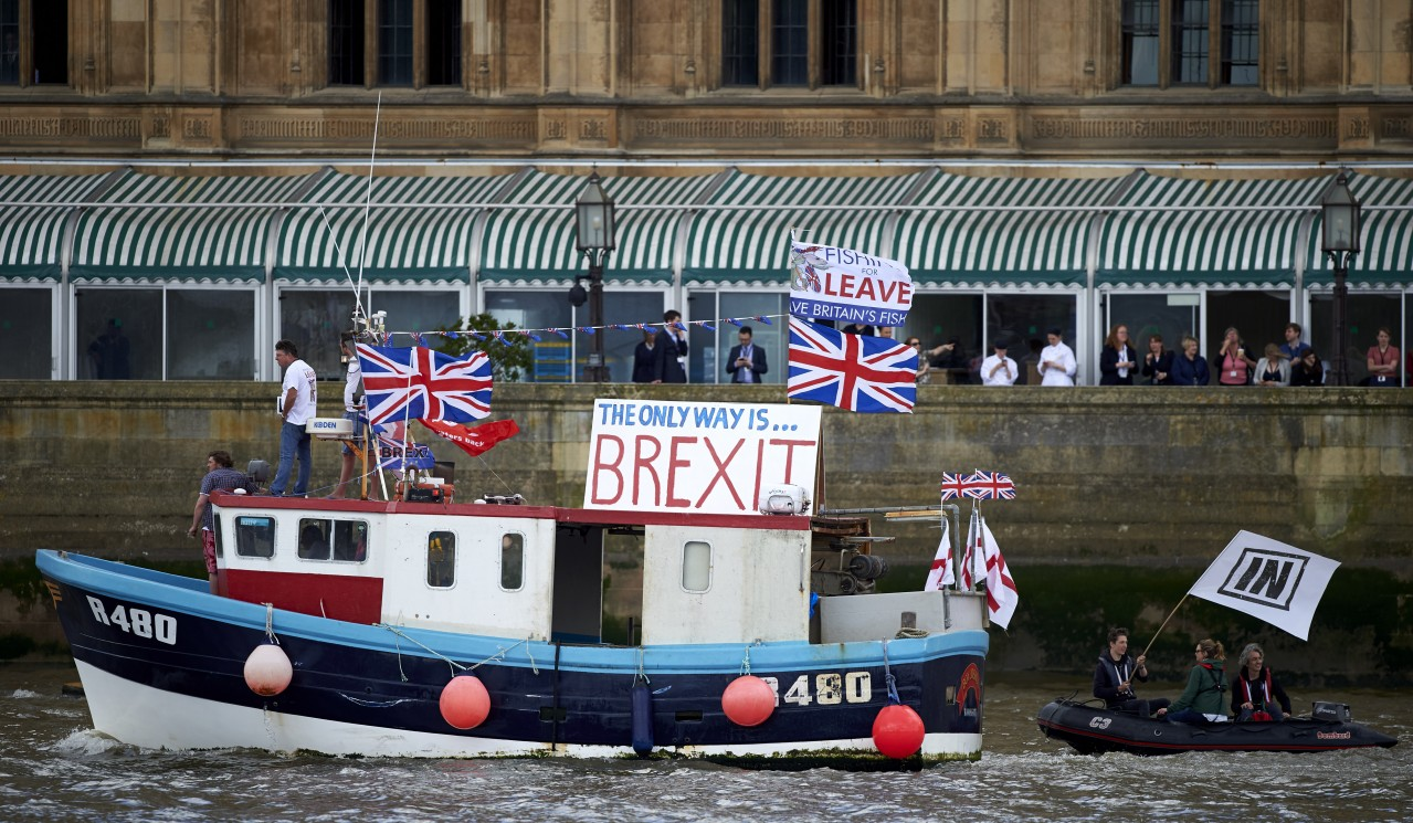 Fisheries and the Brexit Negotiations