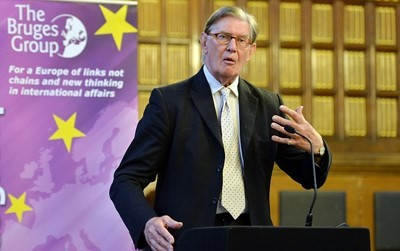 Sir Bill Cash: Where We're at With Brexit