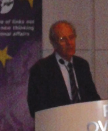 A meeting with Lord Tebbit2